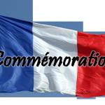 Drapeau France Commémoration